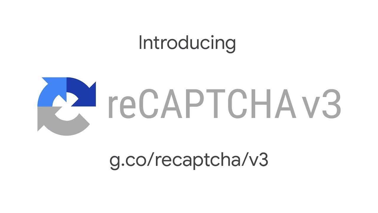 Google Recaptcha v3 on Laravel